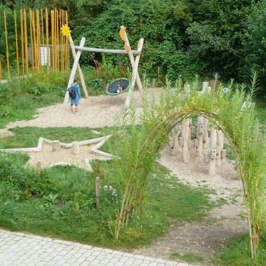 Solarspielplatz Umweltzentrum Gut Karlshöhe